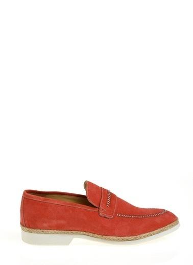 Daffari Loafer Ayakkabı Kırmızı